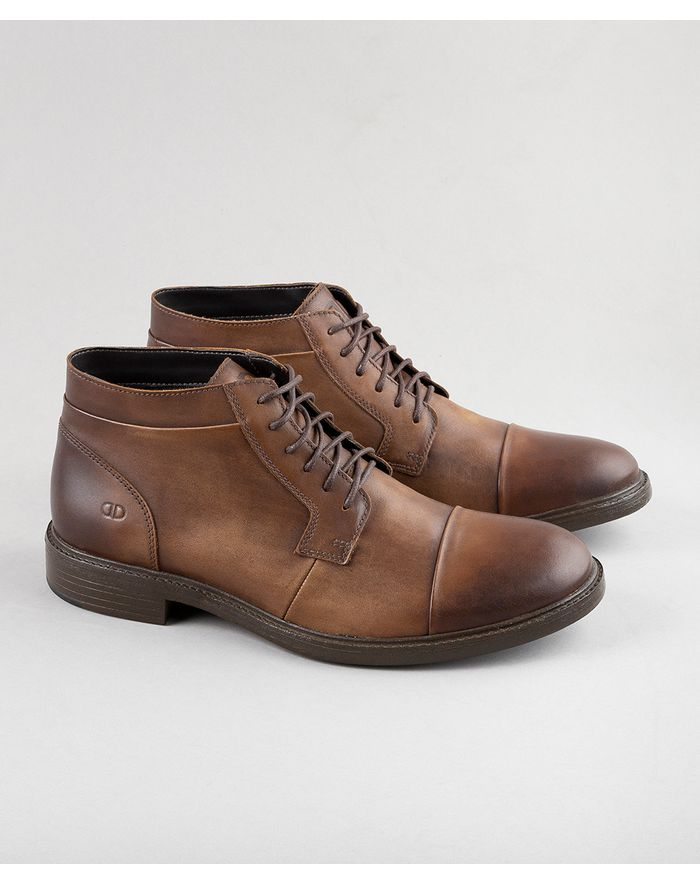 635ca3589 Bota Garage Rust Stone - Democrata Mobile