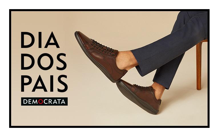 3f5d496a79a1 Democrata - Calçados Masculinos