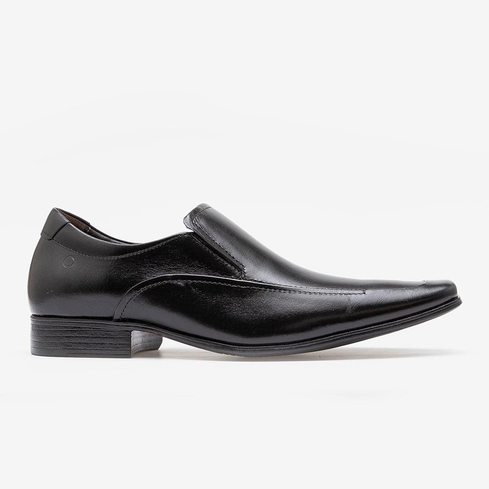 Sapato Metropolitan Aspen Preto