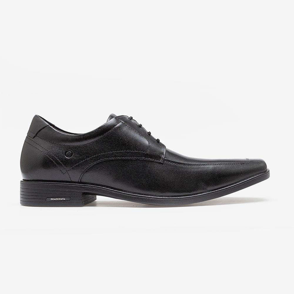 Sapato Smart Comfort Pointer Hi-Soft 32 Preto